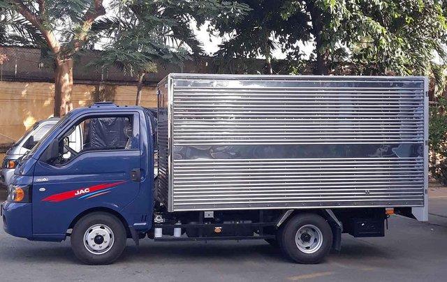 Đại lý bán xe tải Jac X5 990kg, trả góp vay cao1