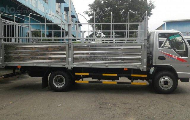 Bán xe tải JAC 2 tấn 4, máy Isuzu trả góp giá rẻ1