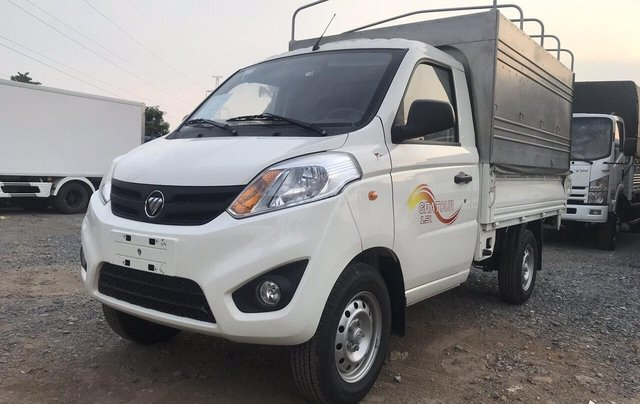 Giá bán xe Foton Gratour 850kg sản xuất năm 2019, màu trắng0