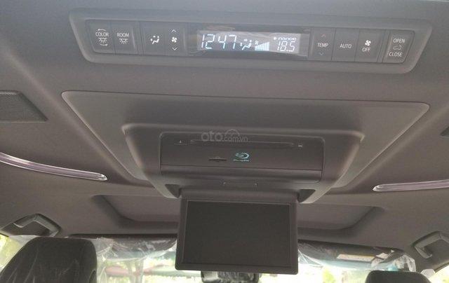 Cần bán Toyota Alphard sản xuất 2019, màu đen, nhập khẩu11