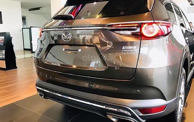 Cần bán xe Mazda CX-8 Premium AWD đời 2019, màu nâu1