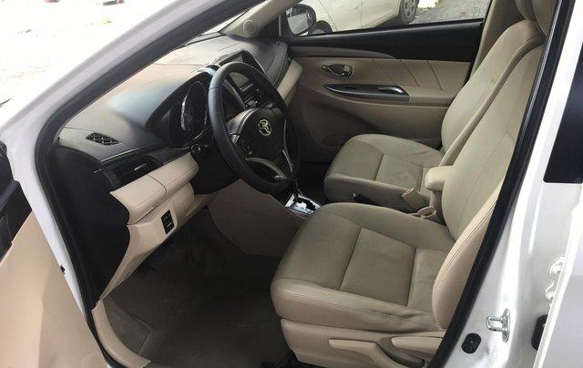 Bán Toyota Vios 1.5G 2017, màu trắng6