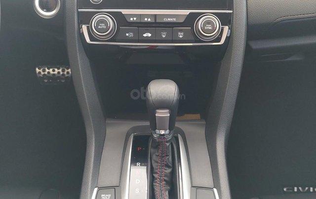 Honda Civic RS xanh, giá xả hàng cực rẻ, tặng: Tiền mặt, phụ kiện, bảo hiểm, chỉ cần 200tr nhận xe ngay, vay 90%2