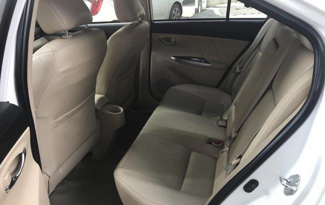 Bán Toyota Vios 1.5G 2017, màu trắng7