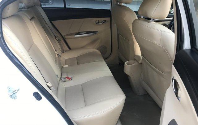Bán Toyota Vios 1.5G 2017, màu trắng10