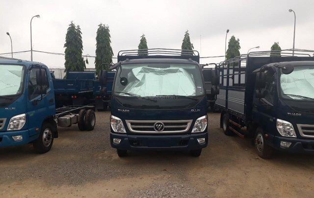 Giá xe tải Thaco Ollin 350. E4 tải trọng 2.15/3.49 tấn4