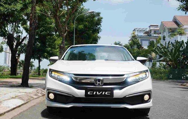 Bán Honda Civic 1.8 E sản xuất năm 2019, nhập khẩu, giá tốt, giao nhanh toàn quốc0