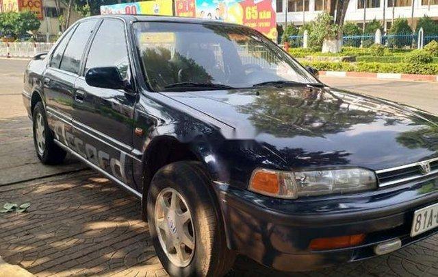 Bán ô tô Honda Accord sản xuất năm 1992, đồng sơn cứng0