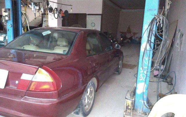 Cần bán lại xe Mitsubishi Lancer sản xuất 2001, màu đỏ, xe nhập4