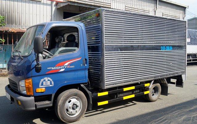 Hyundai N250 2T thùng 3m5 giá tốt vay cao 80 => 85%0
