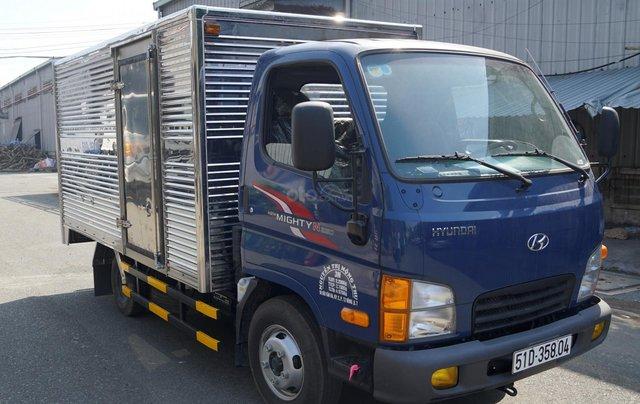 Hyundai N250 2T thùng 3m5 giá tốt vay cao 80 => 85%1