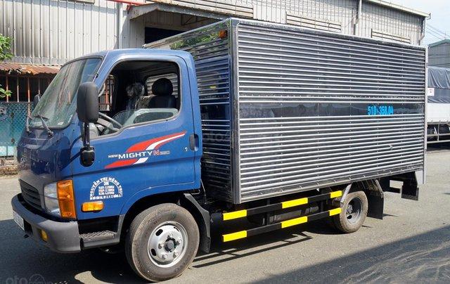 Hyundai N250 2T thùng 3m5 giá tốt vay cao 80 đến 85%0