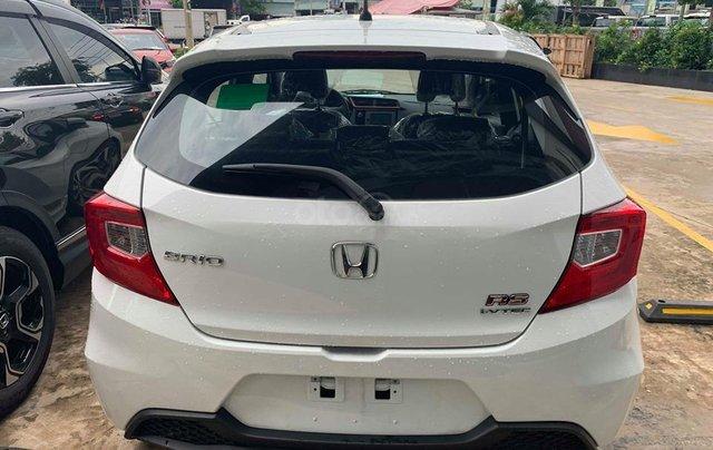 Honda Brio RS 2020 Đồng Nai khuyến mãi khủng, giá 448tr, nhận xe từ 140tr góp 5,5tr3