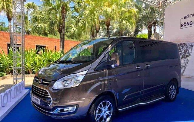 Ford Tourneo 2019 sắp ra mắt Việt Nam2
