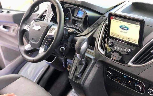 Ford Tourneo 2019 sắp ra mắt Việt Nam9