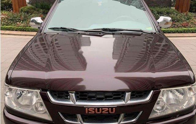 Cần bán xe Isuzu Hi lander năm 2009, xe 7 chỗ5