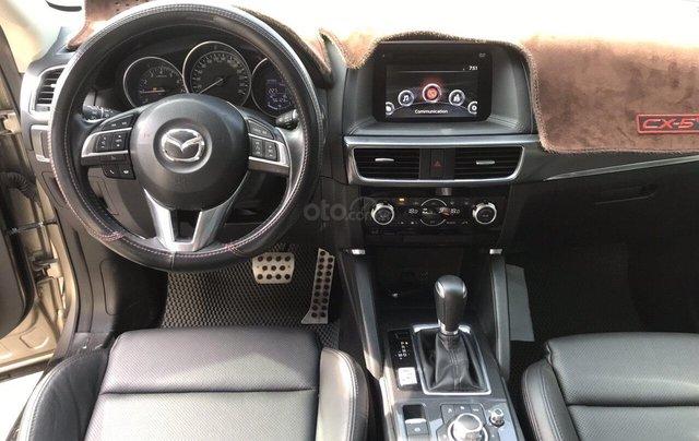 Bán Mazda CX 5 2.5 AT 2WD 2016, màu vàng3