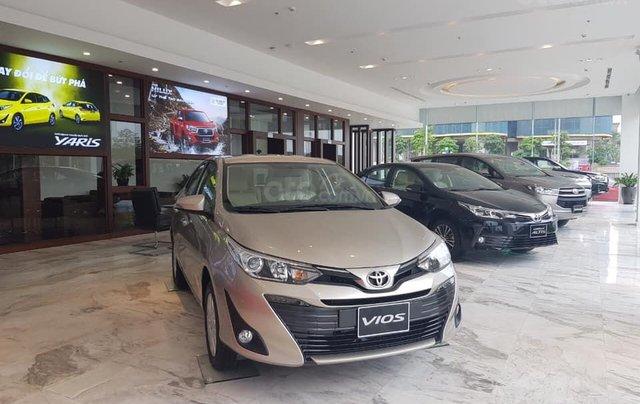 Toyota Thái Hòa Từ Liêm - Bán Vios G 2019 giá cực tốt, nhiều quà tặng - LH: 0975.882.1690