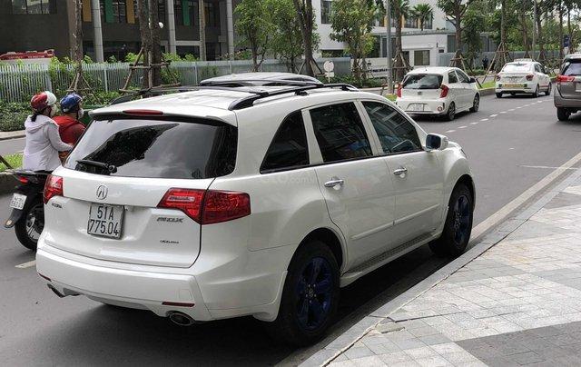 Bán xe Acura MDX 2008 màu trắng, còn rất mới giá cực tốt1