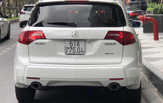 Bán xe Acura MDX 2008 màu trắng, còn rất mới giá cực tốt2