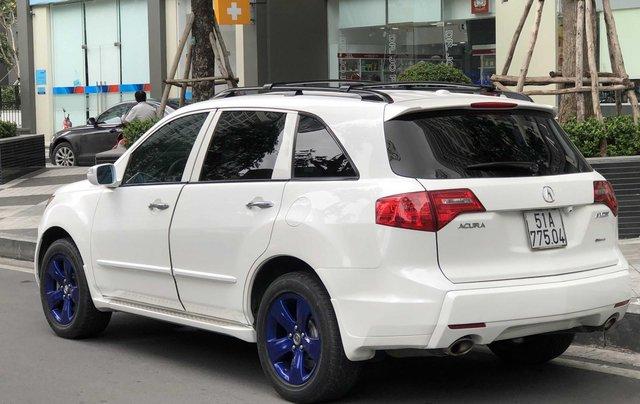 Bán xe Acura MDX 2008 màu trắng, còn rất mới giá cực tốt3
