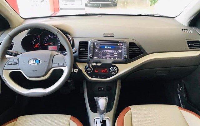 Cần bán Kia Morning đời 2019, màu bạc1