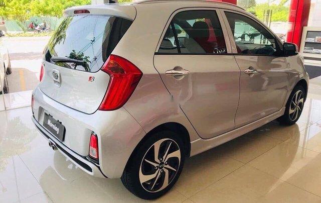 Cần bán Kia Morning đời 2019, màu bạc3