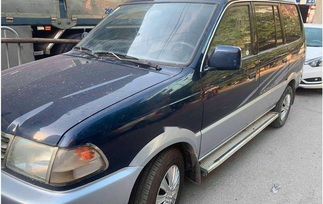 Bán Toyota Zace GL 2003 chính chủ, giá tốt0