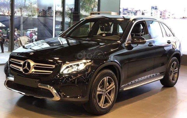 Giá xe Mercedes GLC 200 2019 khuyến mãi, thông số, giá lăn bánh 12/2019 tặng 50% phí trước bạ4