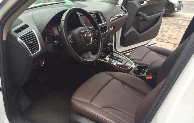 Bán Audi Q5 2.0T Quattro sản xuất 20124