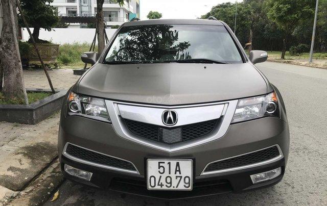 Bán Acura MDX model 2011, màu nâu xe gia đình giá chỉ 930 triệu đồng0