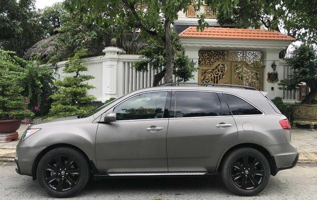 Bán Acura MDX model 2011, màu nâu xe gia đình giá chỉ 930 triệu đồng2