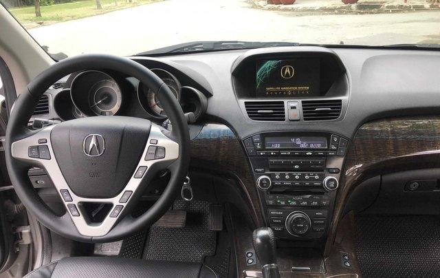 Bán Acura MDX model 2011, màu nâu xe gia đình giá chỉ 930 triệu đồng7
