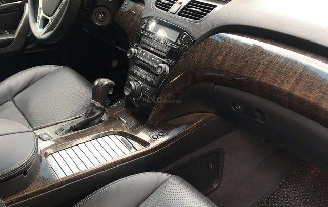 Bán Acura MDX model 2011, màu nâu xe gia đình giá chỉ 930 triệu đồng10