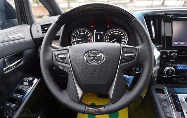 Bán Toyota Alphard Excutive Lounge sản xuất 2019, nhập khẩu chính hãng, em Huân 0981.0101.613