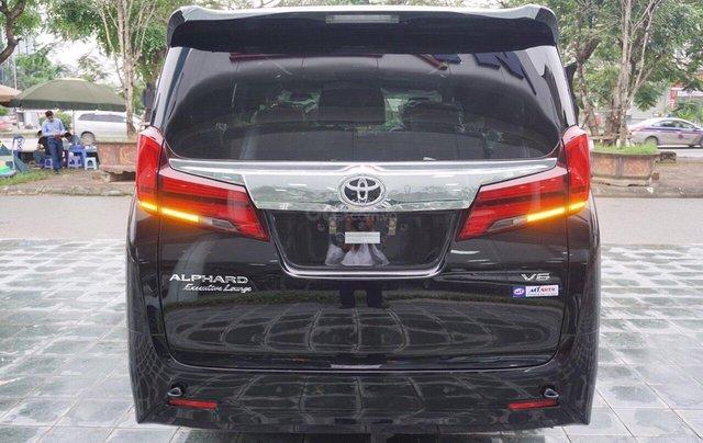 Bán Toyota Alphard Excutive Lounge sản xuất 2019, nhập khẩu chính hãng, em Huân 0981.0101.615