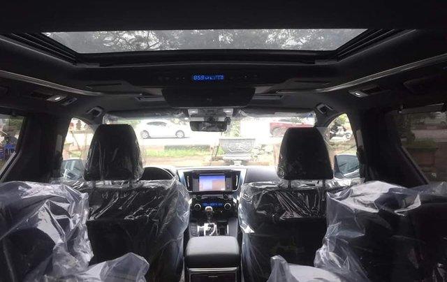 Bán Toyota Alphard Excutive Lounge sản xuất 2019, nhập khẩu chính hãng, em Huân 0981.0101.619