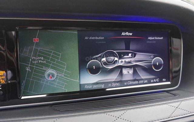 Bán Mercedes S500 sản xuất 2016, ĐK 2017 nhập khẩu Mr Huân 09810101611