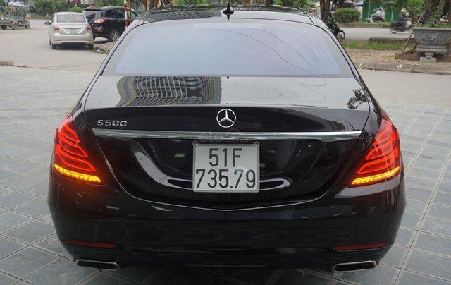 Bán Mercedes S500 sản xuất 2016, ĐK 2017 nhập khẩu Mr Huân 09810101617