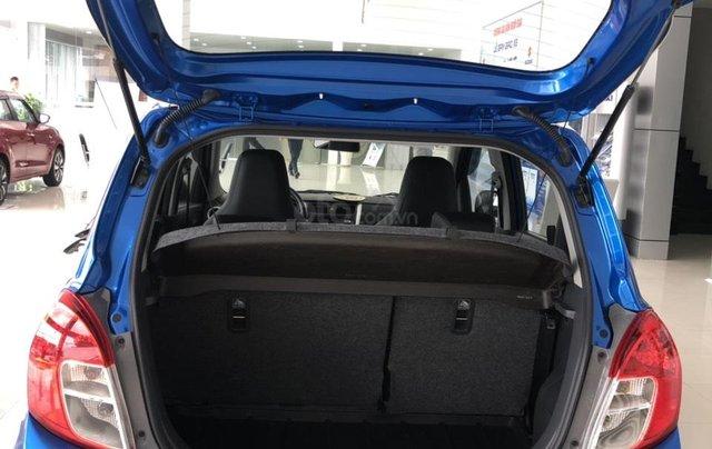 Giảm giá cuối năm chiếc xe  Suzuki Celerio đời 2019, màu xanh lam, nhập khẩu - Giá cả canh tranh - Giao nhanh toàn quốc2