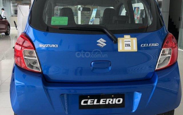 Giảm giá cuối năm chiếc xe  Suzuki Celerio đời 2019, màu xanh lam, nhập khẩu - Giá cả canh tranh - Giao nhanh toàn quốc5