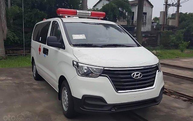 Bán Hyundai Grand Starex đời 2019, màu trắng, nhập khẩu  0
