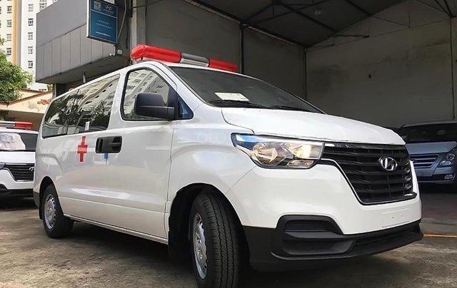 Bán Hyundai Grand Starex đời 2019, màu trắng, nhập khẩu  4