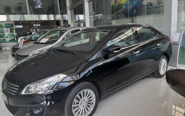 Suzuki Ciaz 2019 giảm giá sốc, hỗ trợ ngân hàng 100% chỉ trả chi phí đăng kí xe, lương chuyển khoản lãi 7.4%/năm0