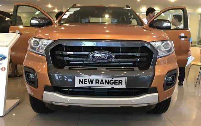 Ford Ranger Wildtrak 2019 nhiều màu, nhận xe ngay, tặng bộ phụ kiện giá trị, LH: 09393364530