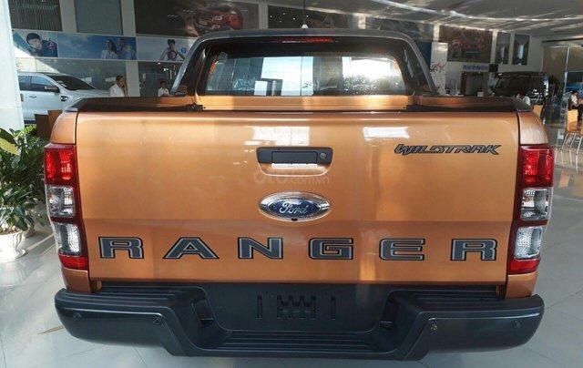 Ford Ranger Wildtrak 2019 nhiều màu, nhận xe ngay, tặng bộ phụ kiện giá trị, LH: 09393364532