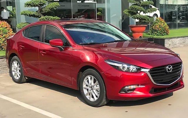 Bán Mazda 3 đời 2019, màu đỏ, giá chỉ 659 triệu0