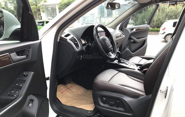 Bán Audi Q5 2013 – Chuẩn mực của sự hoàn hảo, xe sang nhập khẩu mà giá của xe Nhật, cực kỳ đáng yêu12