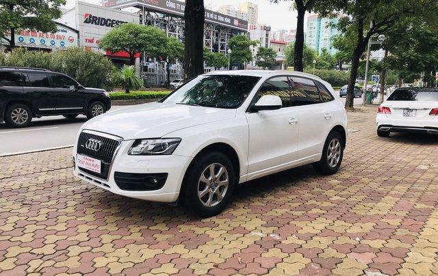 Bán Audi Q5 2013 – Chuẩn mực của sự hoàn hảo, xe sang nhập khẩu mà giá của xe Nhật, cực kỳ đáng yêu3