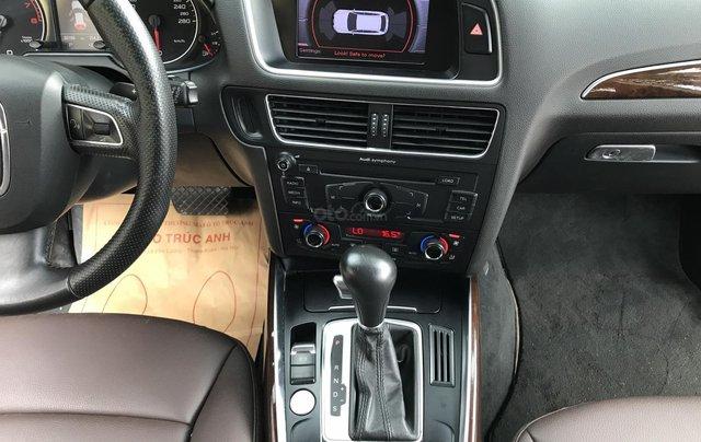 Bán Audi Q5 2013 – Chuẩn mực của sự hoàn hảo, xe sang nhập khẩu mà giá của xe Nhật, cực kỳ đáng yêu17